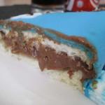 Udsnit af kagen