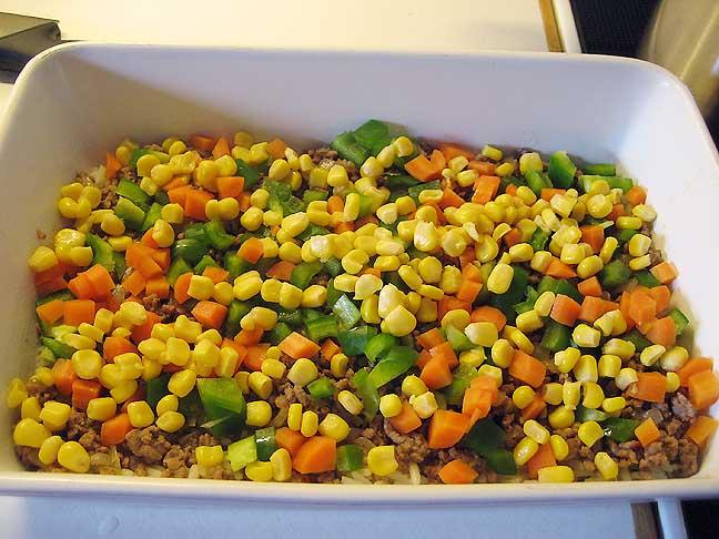 3. lag - grøntsagerne