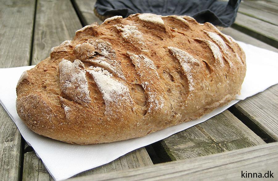 Det færdigbagte brød
