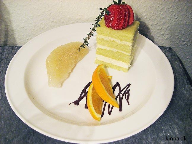 Desserten