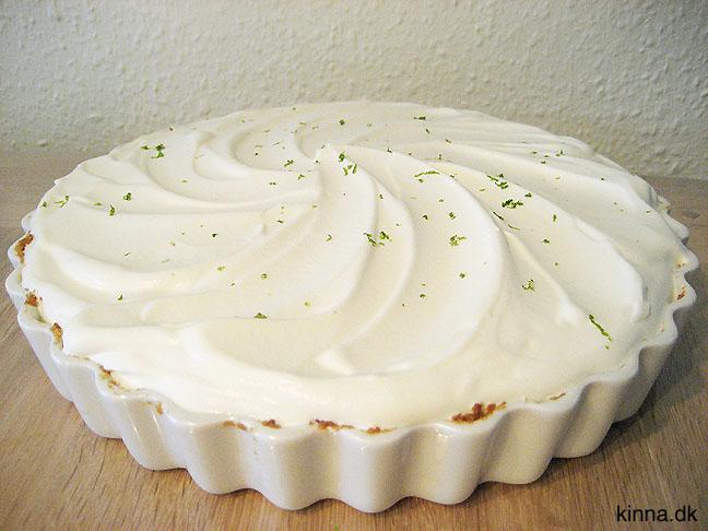 Limetærten