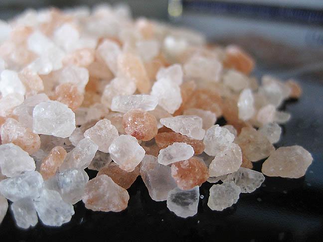 Krystalsalt