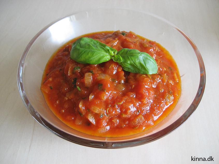 Den færdige salsa