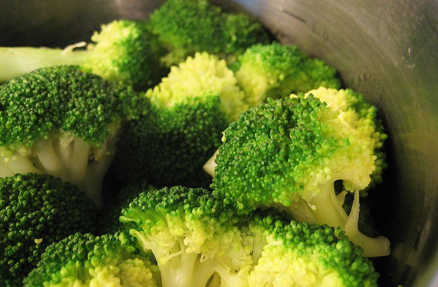 Broccolibuketter