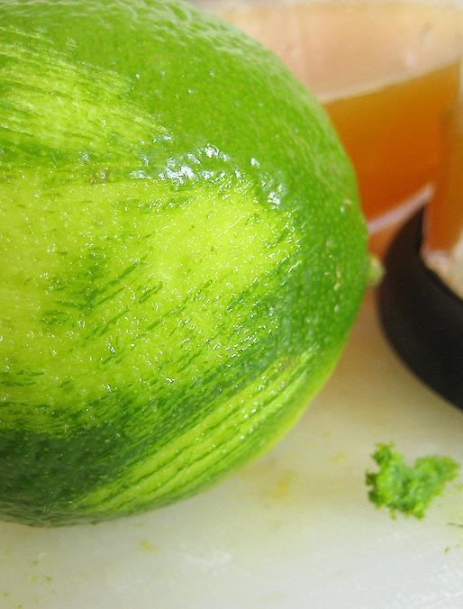 Fintrevet lime