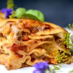 En klassisker - hjemmelavet lasagne